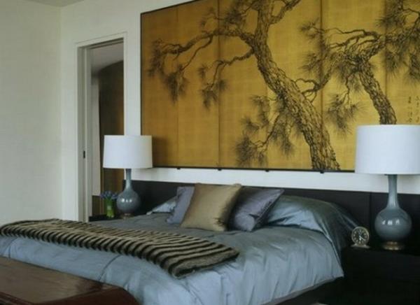 décoration-asiatique-décoration-murale