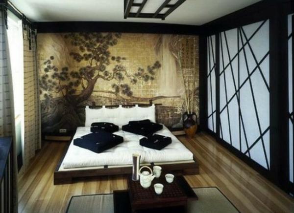 décoration-asiatique-papier-peint