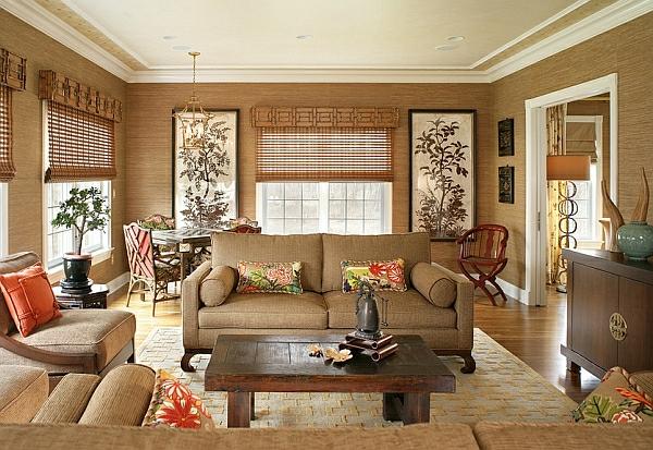 décoration-asiatique-salle-de-séjour-décor-unique-à-thème-asiatique