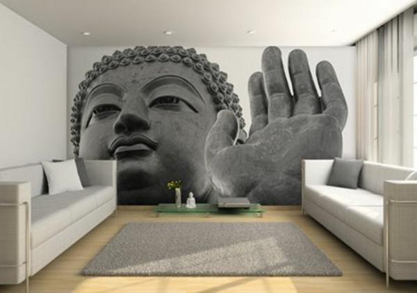 d co chambre zen bouddha. Black Bedroom Furniture Sets. Home Design Ideas