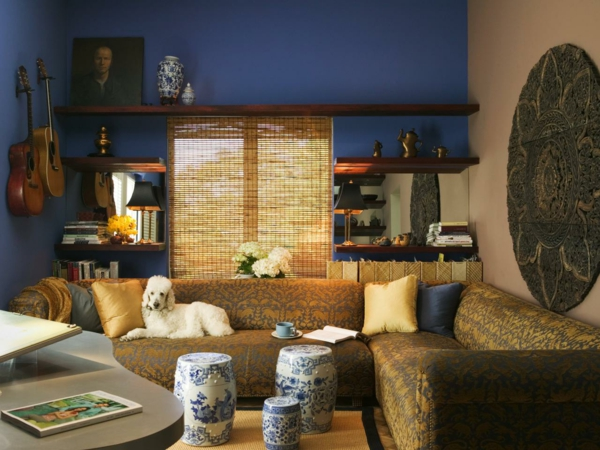 décoration-asiatique-un-style-chinois-de-chambre-à-coucher