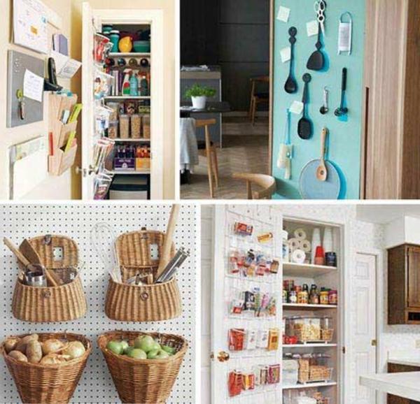 décoration-pour-le-garde-robe-de-la-cuisine-et-comment-arranger-tous-vos-affaires-sur-la-porte-seulement