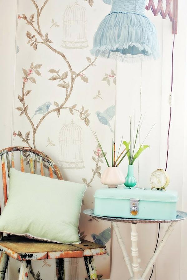 decoración-vintage-