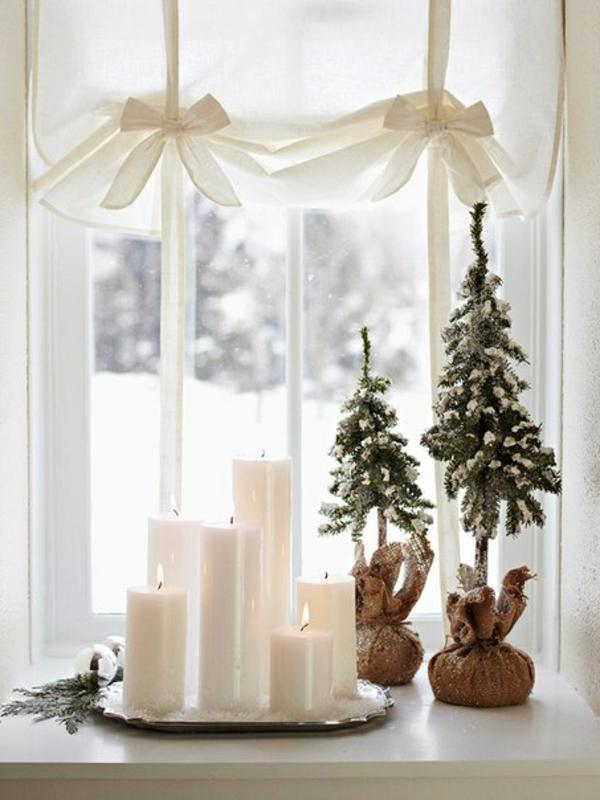 des-bougie-pour-votre-décoration-dun-noel