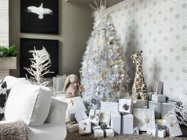 des-cadeau-unique-décorer-en-blanc