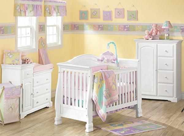 design-de-la-chambre-de-bébé-très-bien-décorer-avec-des-motif-d'enfant