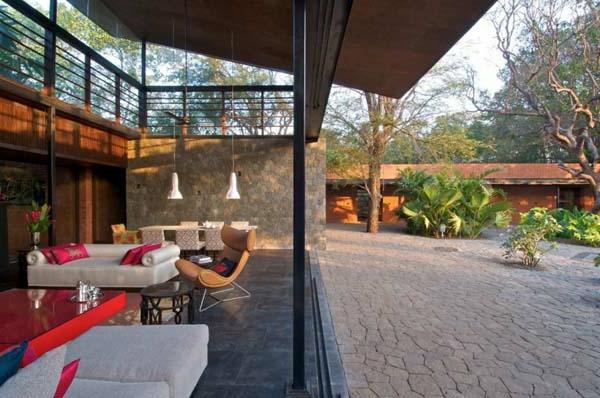 design-d'intérieur-de-la-maison-contemporaine