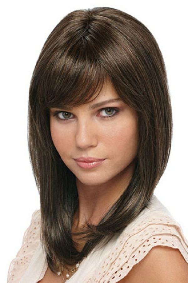 id es coiffures pour cheveux mi longs d couvrez votre style. Black Bedroom Furniture Sets. Home Design Ideas
