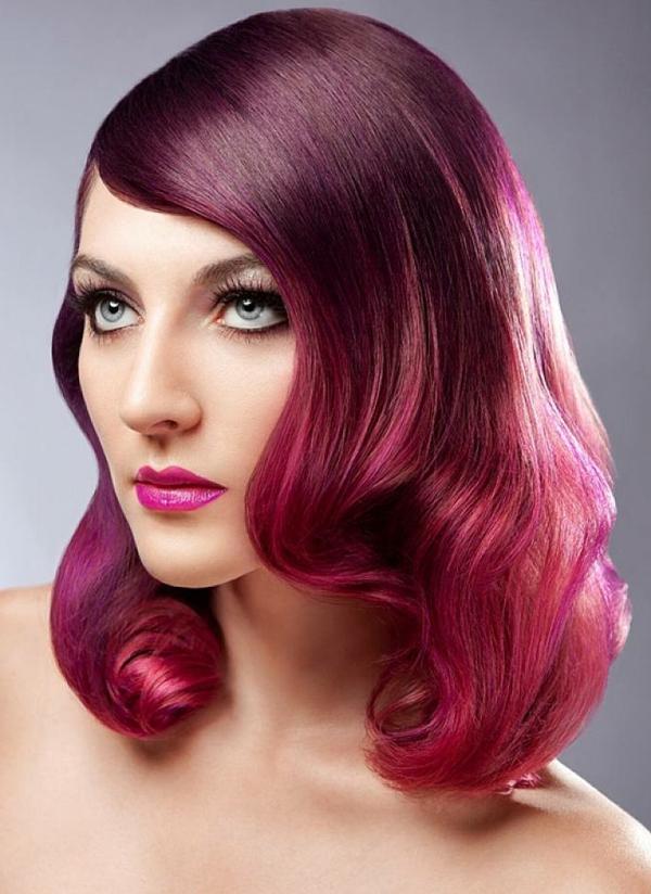 idées-coiffures-pour-cheveux-mi-longs-coiffure-couleur-violine