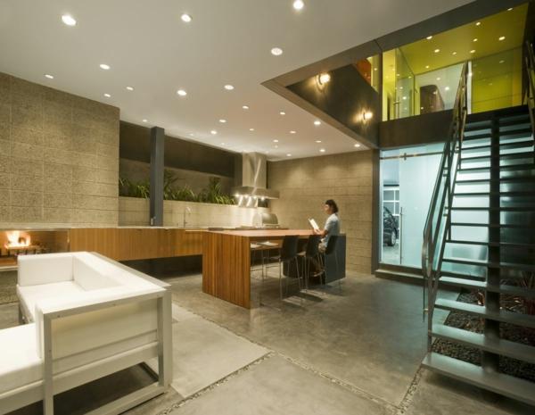 intérieur-de-la-maison-contemporaine-avec-des-escaliers-cool
