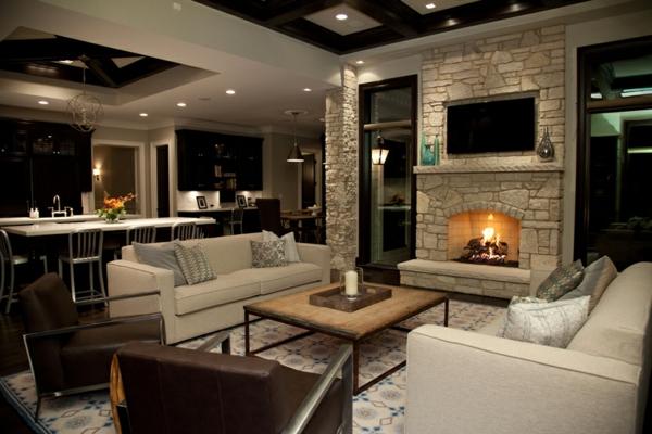jolie-élégant-design-des-meubles-très-luxueux-et-une-cheminée-unique