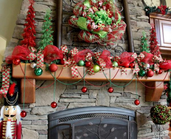 jolie-décoration-pour-la-cheminée