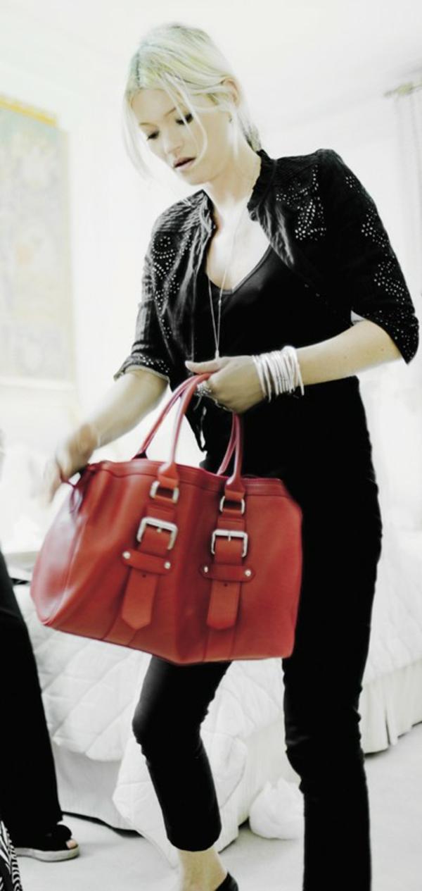 le-sac-à-main-longchamp-et-Kate-Moss