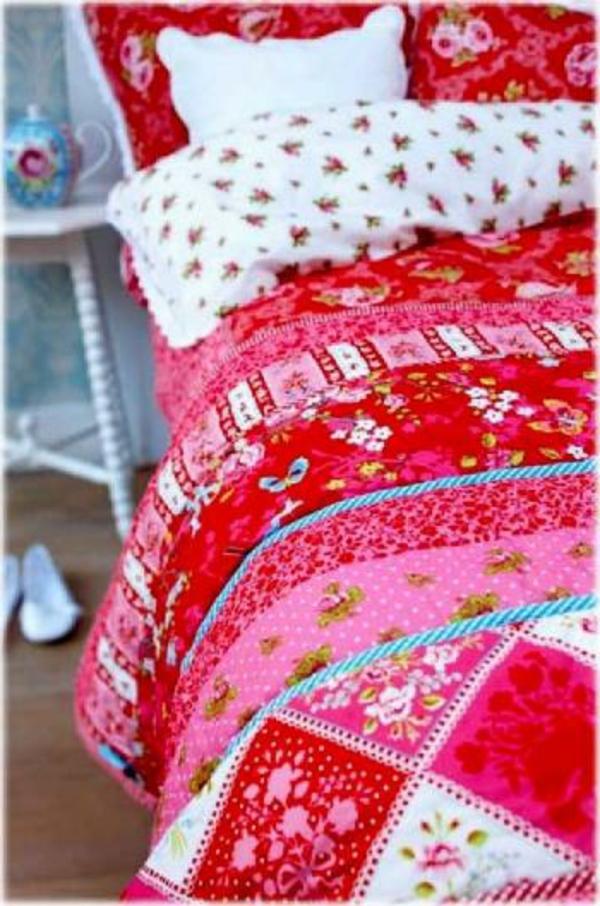 linge-lit-pour-chambre-a-decoration-boheme