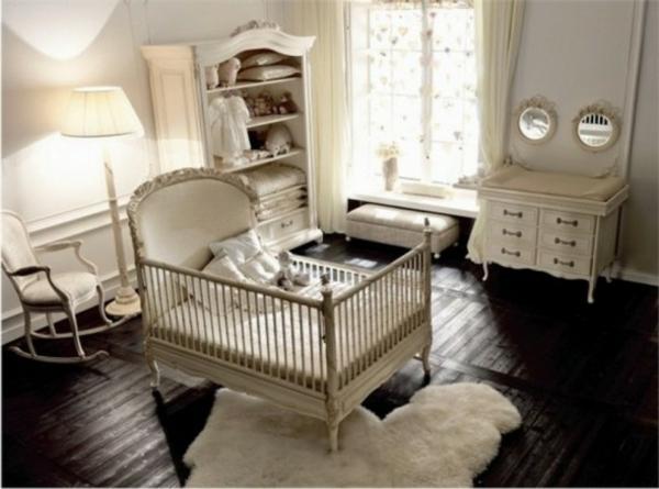 luxueux-et-vintage-style-pour-la-chambre-d'enfant