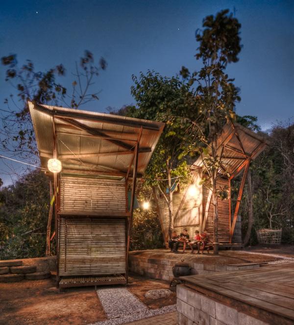 maisons-modulaires-à-Thailande
