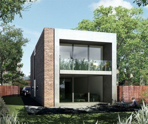 Les maisons modulaires les habitations modernes en for Maison container loire atlantique