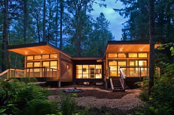 maisons-modulaires-chalet-modulaire-en-pleine-forêt