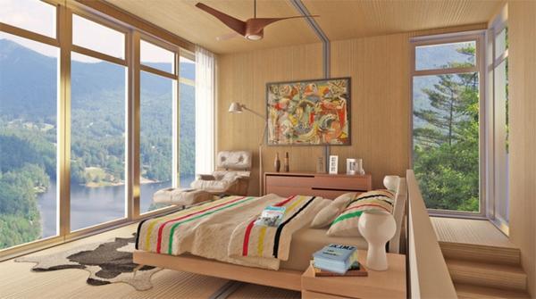maisons-modulaires-chambre-à-coucher