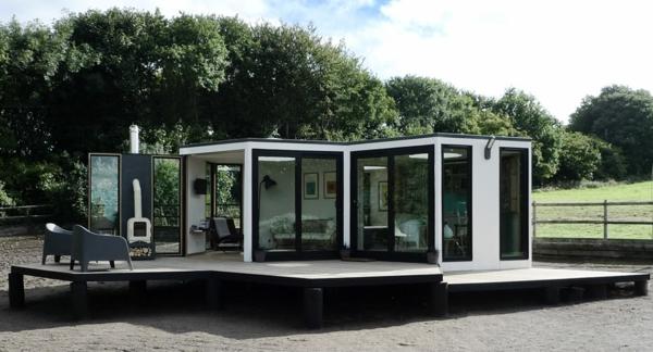 Les maisons modulaires - les habitations modernes en ...