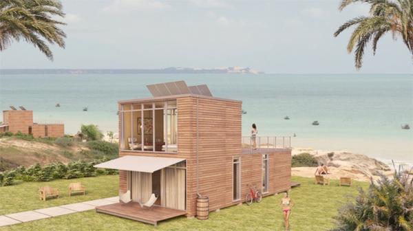 maisons-modulaires-maison-modulaire-près-d'une-plage