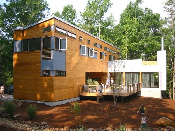 maisons-modulaires-un-chalet-préfabriqué
