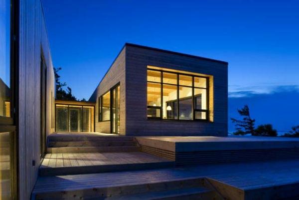 maisons-modulaires-un-villa-préfabriqué