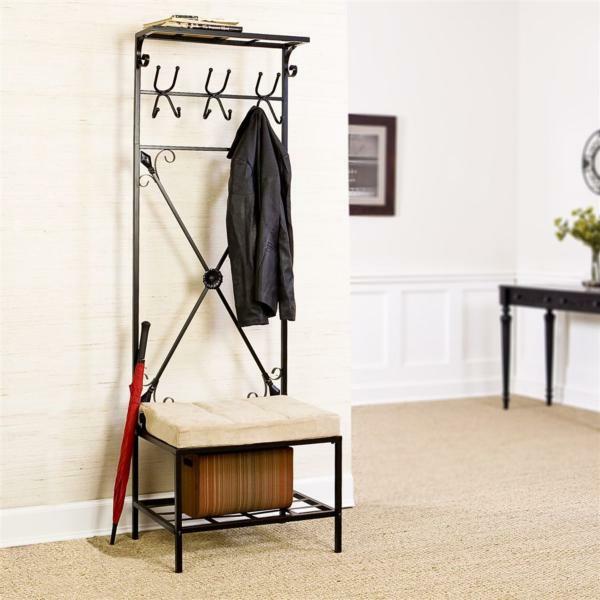 Variantes d co du meuble vestiaire - Petit meuble en fer ...