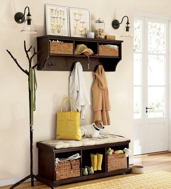 meuble-vestiaire-idées-pour-l'entrée-moderne