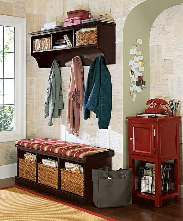 meuble-vestiaire-unité-suspendue-avec-panniers