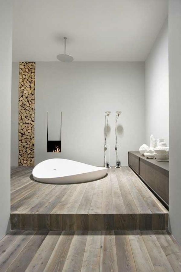 minimaliste-design-pour-votre-design-unique-avec-une-bagnoire-cool-ronde-avc-une-décoration-en-bois-sur-le-mr