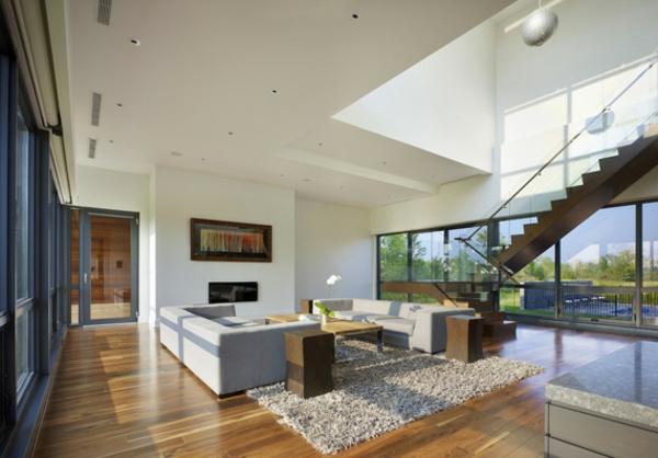 L 39 int rieur de la maison contemporaine salon design for Home decorators altura
