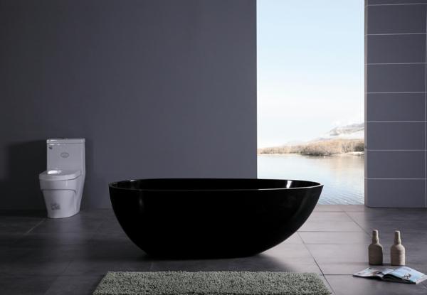 noire--baignoire-style-minimaliste-pour-votre-logement-moderne