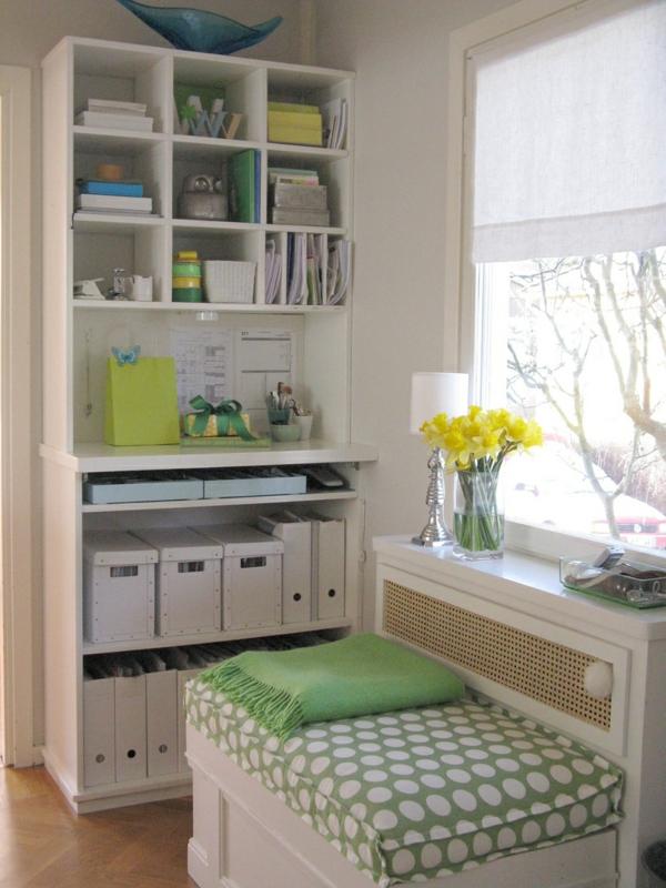 original-décoration-en-vert-et-jaune