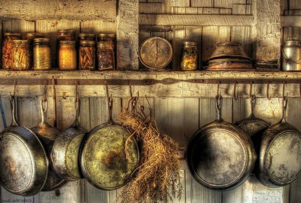 Modele De Cuisine Moderne Lapeyre : Des ustensiles de cuisine et déco