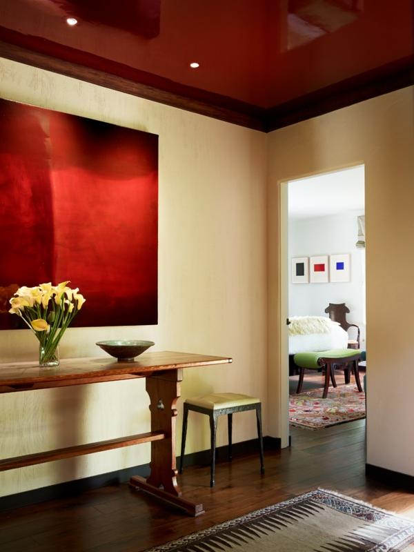 peinture-abstraite-décoration-de-l'espace-moderne