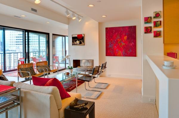 peinture-abstraite-en-rouge-vigoureux