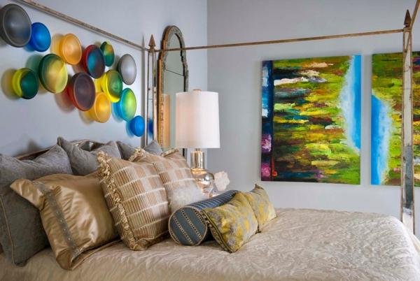 peinture-abstraite-intérieur-beau-artistique