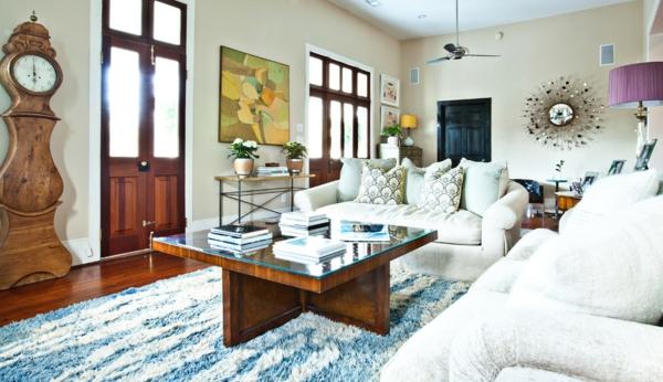 peinture-abstraite-salle-de-séjour-vaste-élégante