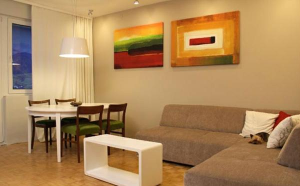 peinture-abstraite-salle-de-séjour