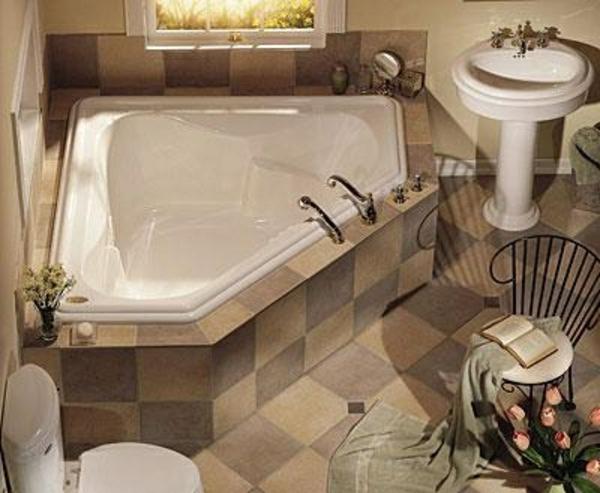 petite-baignoire-d' angle-baignoire-acrylique
