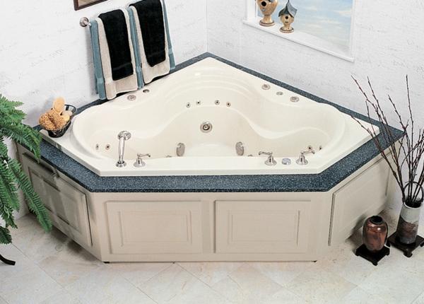 petite-baignoire-d' angle-jacuzzi