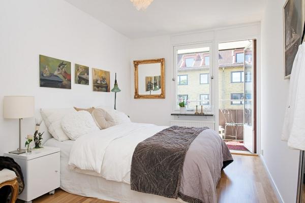 L 39 id e de d co pour studio peut tre super moderne - Chambre a coucher petite surface ...