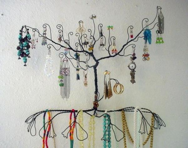 porte-bijoux-mural-un-arbre-décoratif-mural