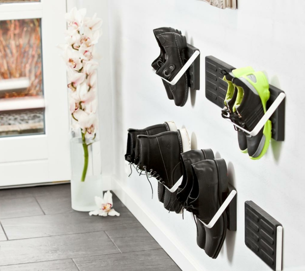 porte-chaussures-mural-design-original