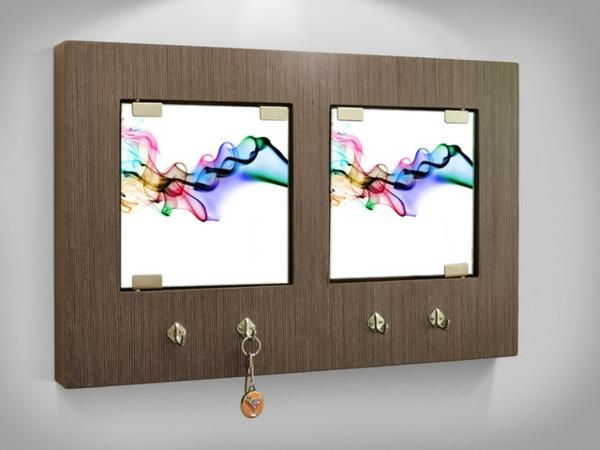 porte-clé-mural-original-design-art-déco