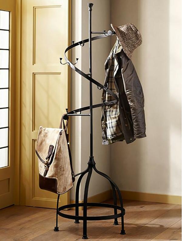 Id es de porte manteau design original - Porte manteau fait maison ...