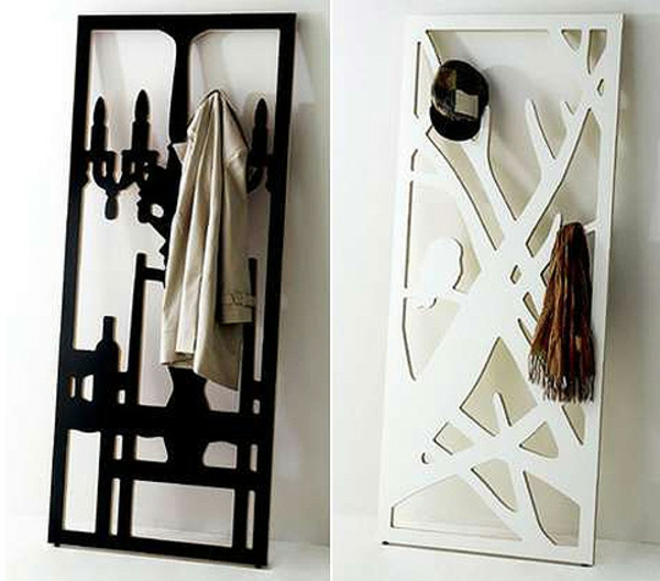 id es de porte manteau design original. Black Bedroom Furniture Sets. Home Design Ideas