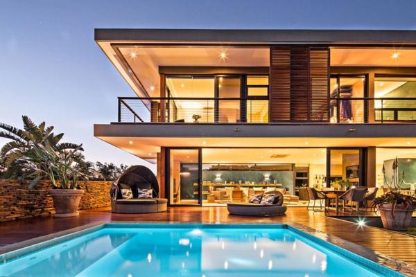 La Maison Moderne - maison contemporaine ouverte sur la nature ...