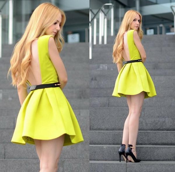 robe-patineuse-couleur-néon